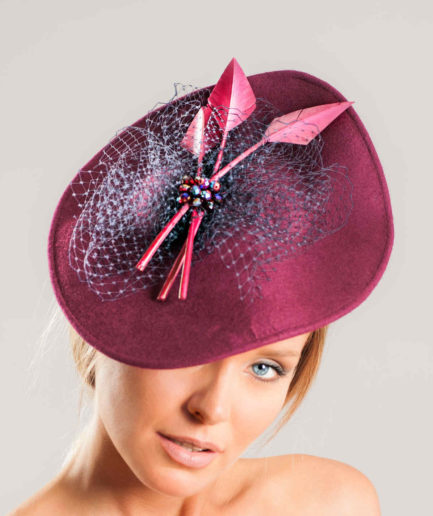 47a03fa6123 Hats Collection Danielle Mazin Headwear Designer specialises in Hand ...