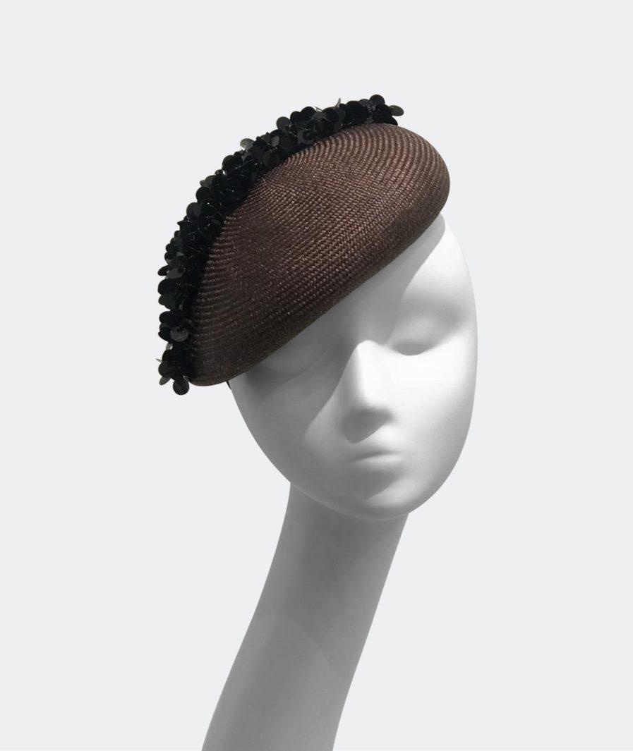 Hat by Danielle Mazin