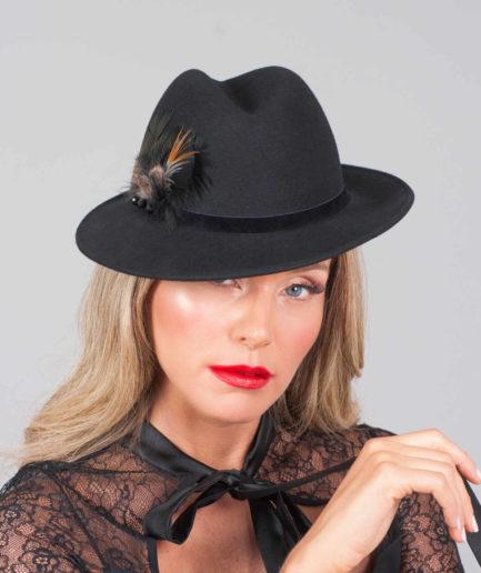 Danielle Mazin black hat